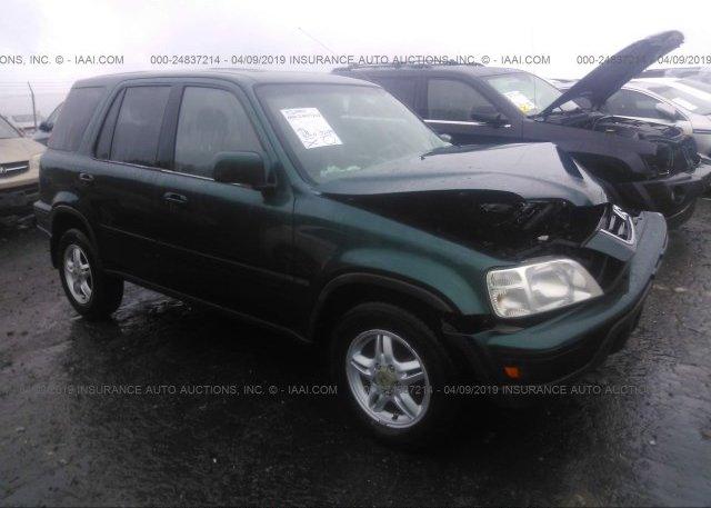 Inventory #972917316 2001 Honda CR-V
