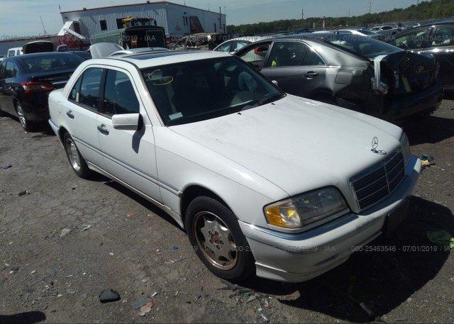 Inventory #624555526 1998 Mercedes-benz C