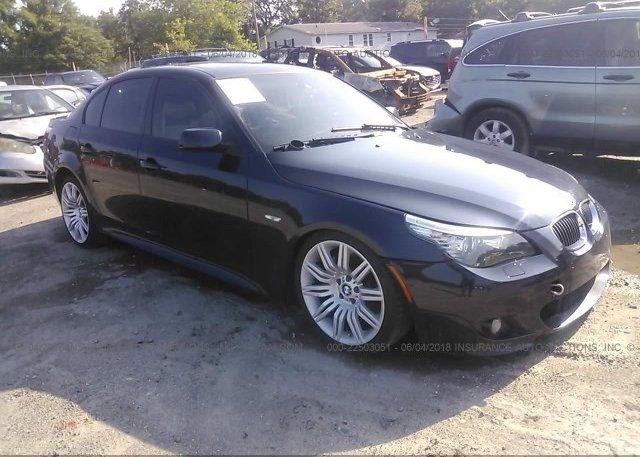 Inventory #752412083 2008 BMW 550