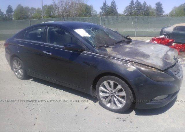 Inventory #521845255 2013 Hyundai SONATA