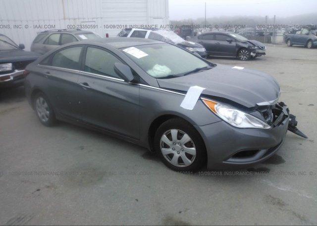 Inventory #518045954 2013 Hyundai SONATA