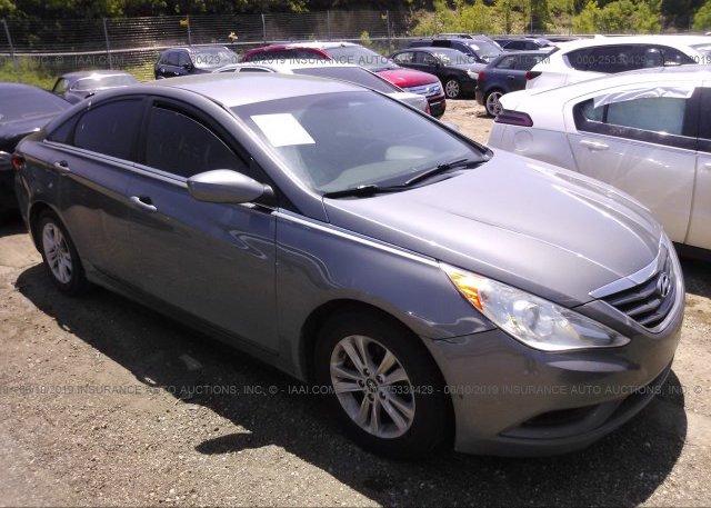 Inventory #251910603 2013 Hyundai SONATA