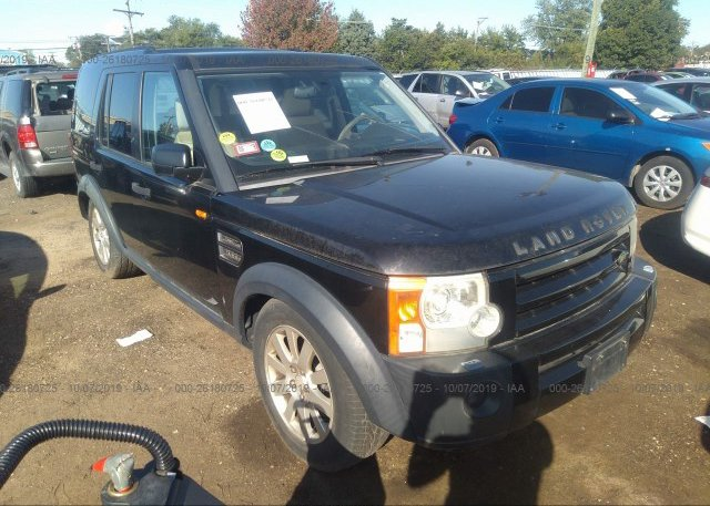 Inventory #920355384 2005 Land Rover LR3