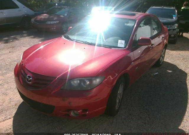 Inventory #960990846 2005 Mazda 3