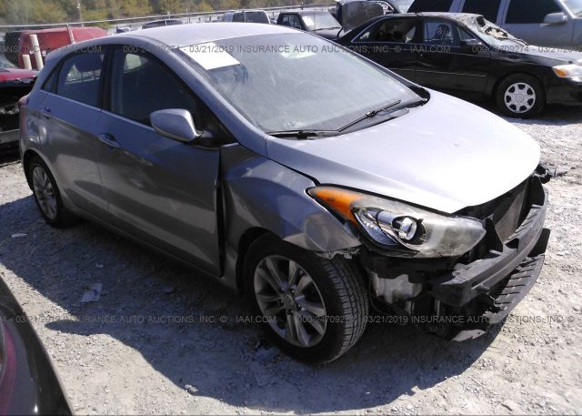 Inventory #609599486 2013 Hyundai ELANTRA GT