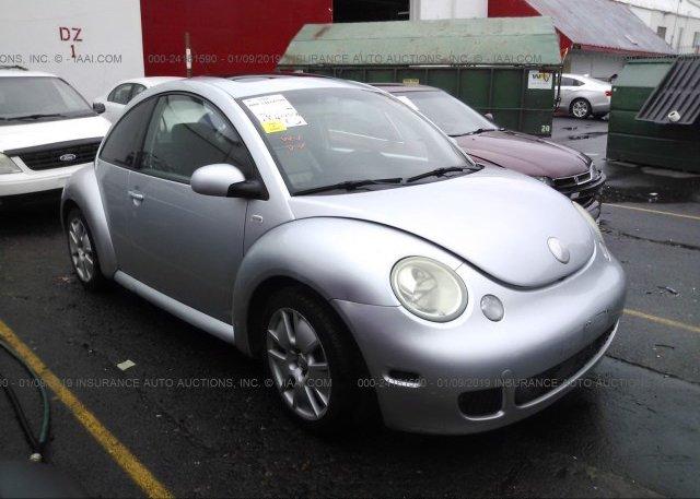 Inventory #973277439 2002 Volkswagen NEW BEETLE