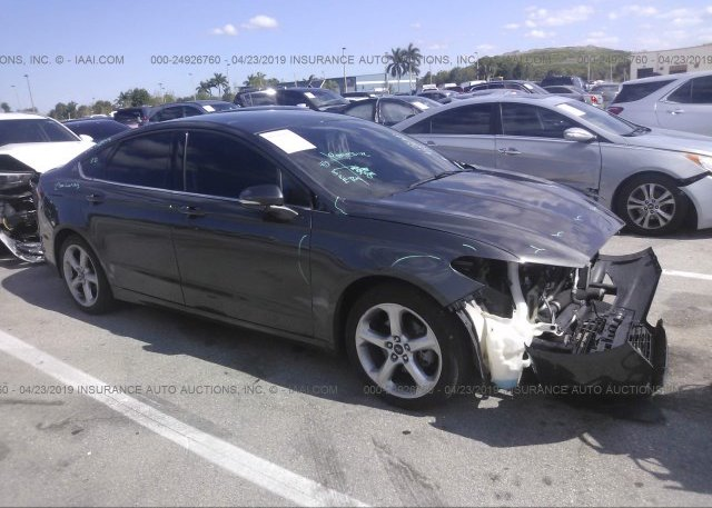 Inventory #475307234 2015 FORD FUSION