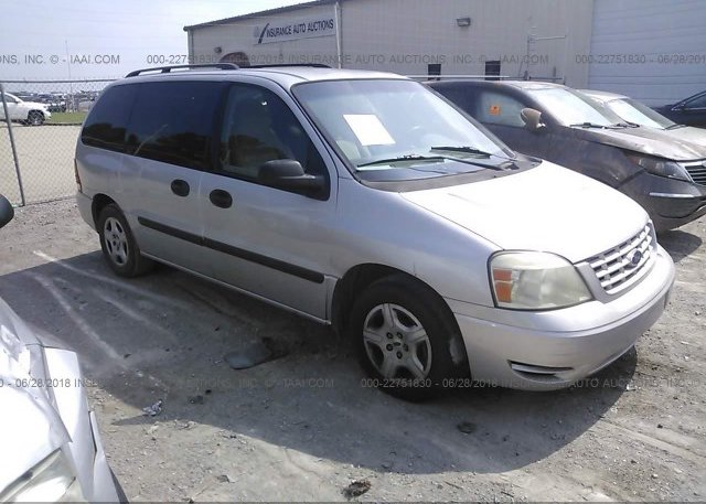Inventory #780453647 2005 FORD FREESTAR