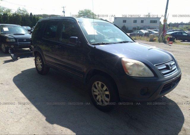 Inventory #760679382 2006 Honda CR-V