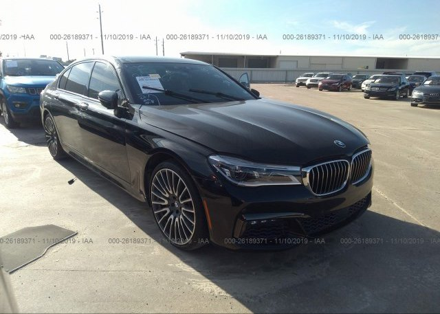 Inventory #959965418 2018 BMW 750