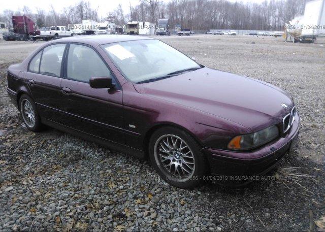 Inventory #890005647 2001 BMW 530