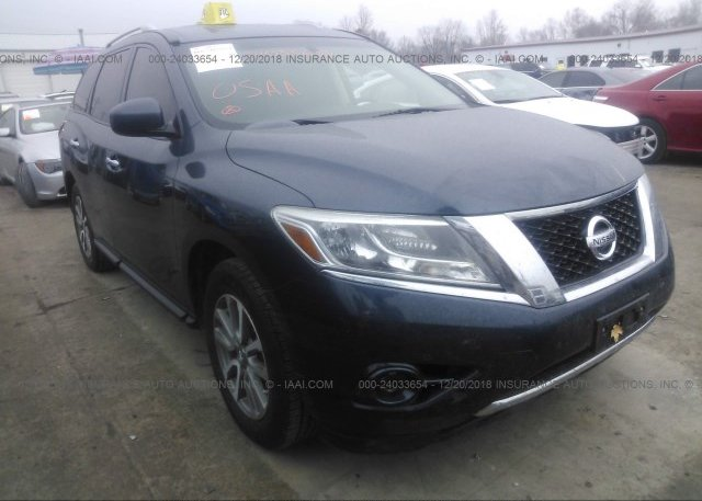 Inventory #463791056 2013 Nissan PATHFINDER