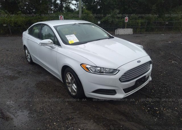 Inventory #499758096 2016 FORD FUSION