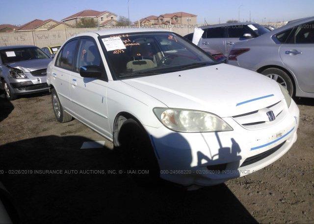 Inventory #136944663 2004 Honda CIVIC