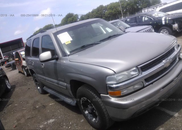 Inventory #999271210 2001 Chevrolet TAHOE