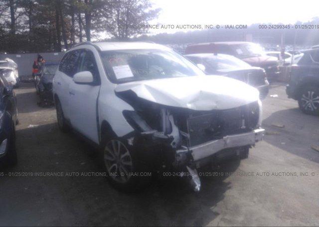 Inventory #265763849 2016 Nissan PATHFINDER