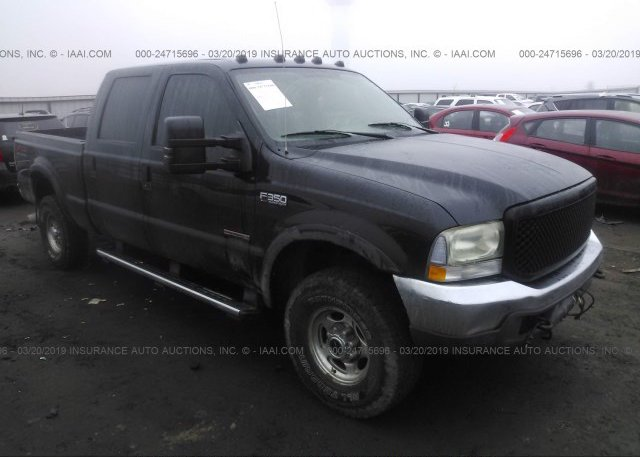 Inventory #893302718 2004 FORD F350