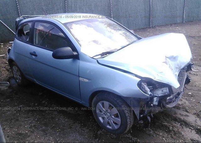 Inventory #202333452 2009 Hyundai ACCENT