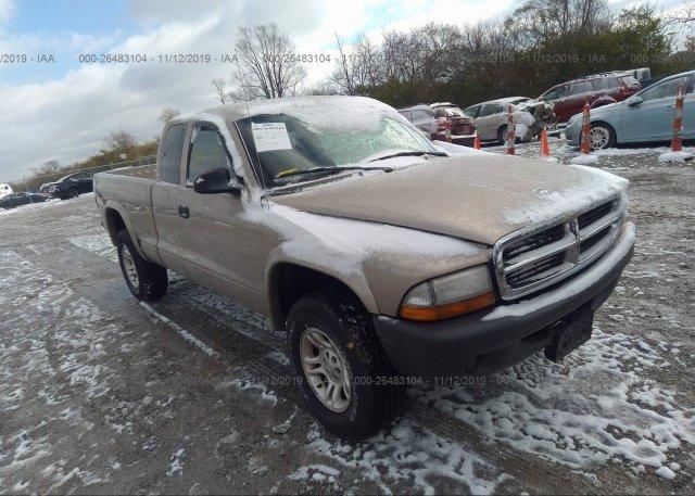Inventory #464065598 2004 Dodge DAKOTA