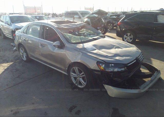 Inventory #180143369 2012 Volkswagen PASSAT
