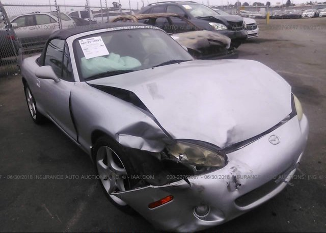 Inventory #811577675 2003 Mazda MX-5 MIATA