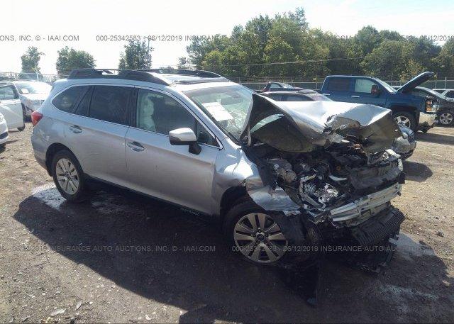 Inventory #783983154 2016 Subaru OUTBACK