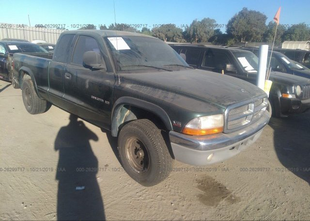 Inventory #912198019 1999 Dodge DAKOTA