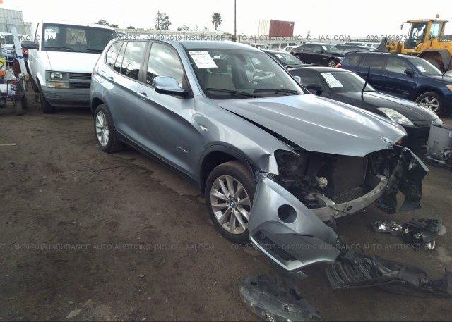 Inventory #163265776 2014 BMW X3