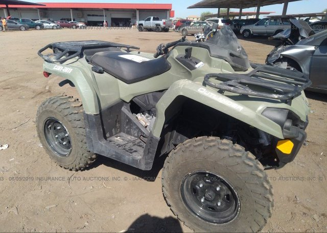 Inventory #103137821 2019 CAN-AM OUTLANDER
