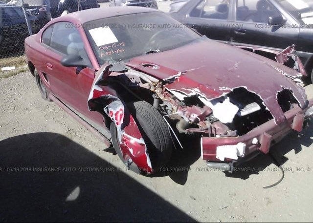 Inventory #400354730 1995 FORD MUSTANG