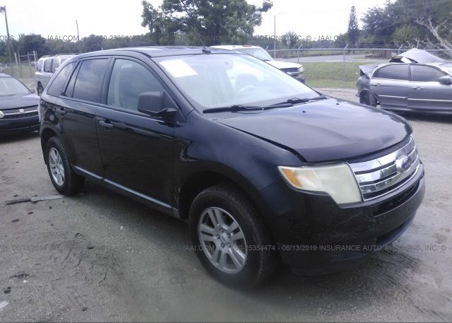 Inventory #977564527 2008 FORD EDGE