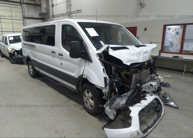 Inventory #627355340 2017 FORD TRANSIT