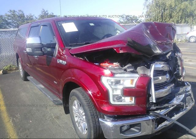 Inventory #243180224 2015 FORD F150
