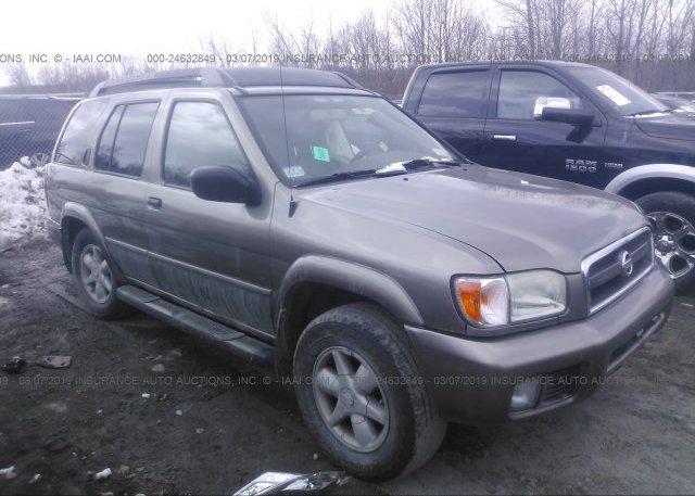 Inventory #945037180 2004 Nissan PATHFINDER