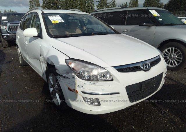 Inventory #450564627 2011 Hyundai ELANTRA TOURING