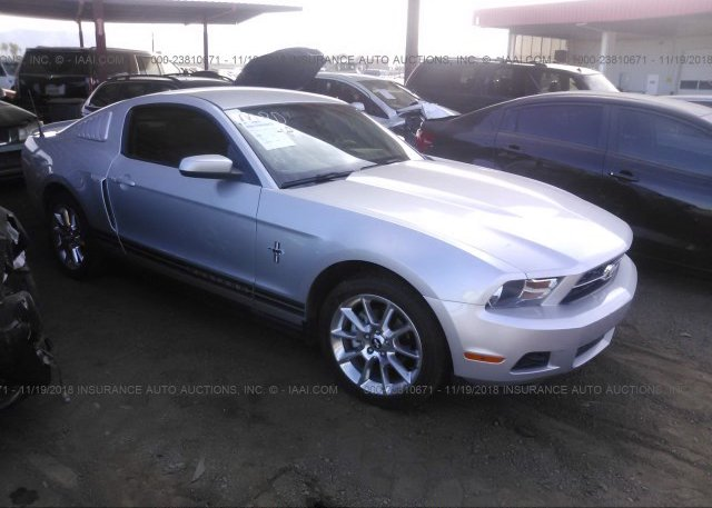 Inventory #874652091 2010 FORD MUSTANG