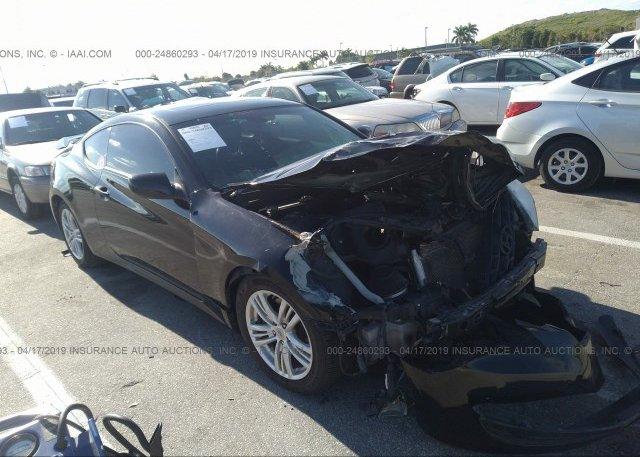 Inventory #703135068 2010 Hyundai GENESIS COUPE