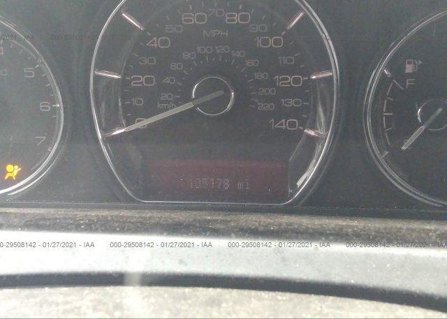 1LNHL9DR2AG605469 2010 LINCOLN MKS