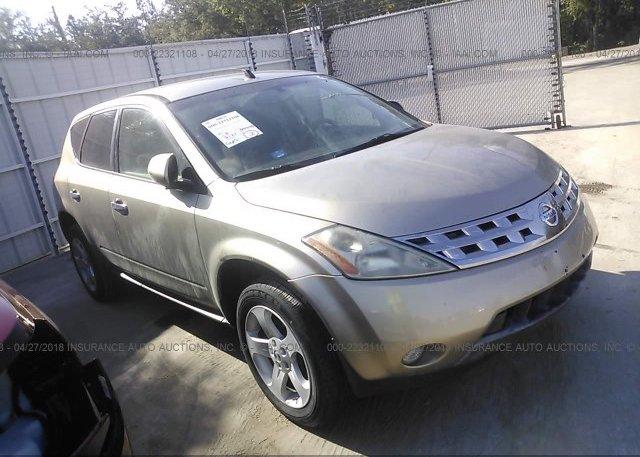 Inventory #358737702 2005 Nissan MURANO