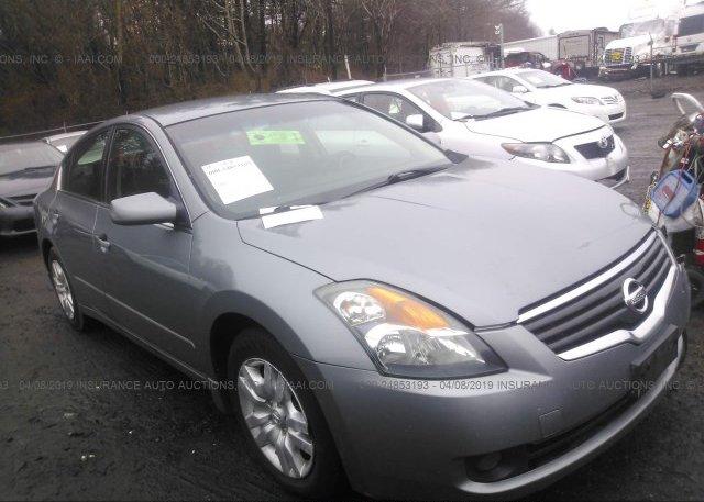 Inventory #999148503 2009 Nissan ALTIMA