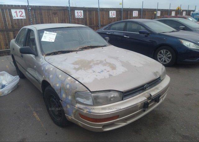 Inventory #746351449 1992 Toyota CAMRY