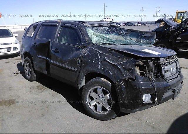 Inventory #442103185 2009 Honda PILOT