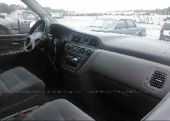 2000 Honda ODYSSEY - 2HKRL1862YH574451 close up View