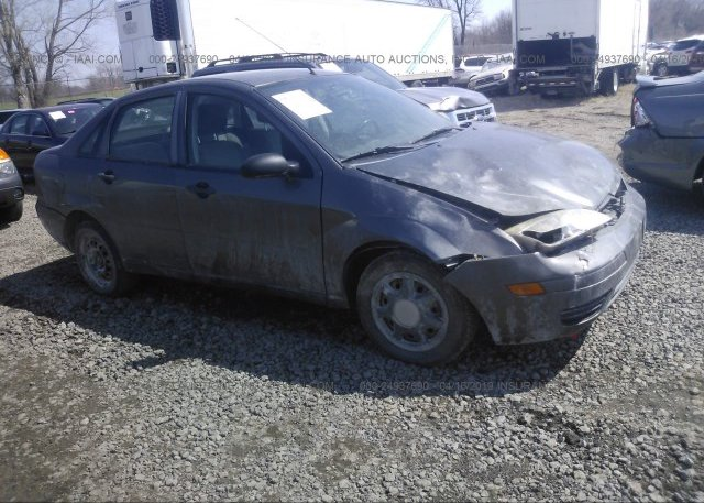 Inventory #984716432 2007 FORD FOCUS