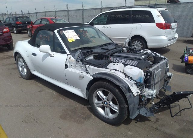 Inventory #136873237 2000 BMW Z3
