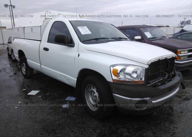 Inventory #339782414 2006 Dodge RAM 1500