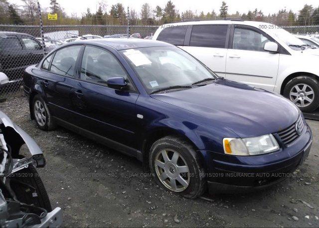 Inventory #156369256 2001 Volkswagen PASSAT