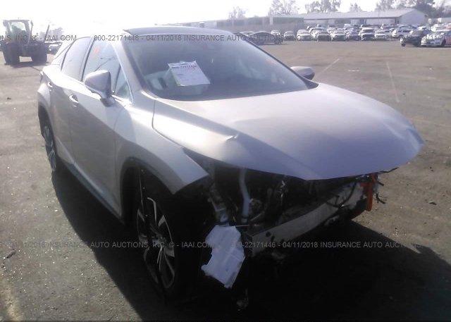 Inventory #738275434 2017 Lexus RX