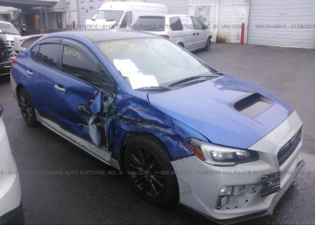 Inventory #786565742 2015 Subaru WRX