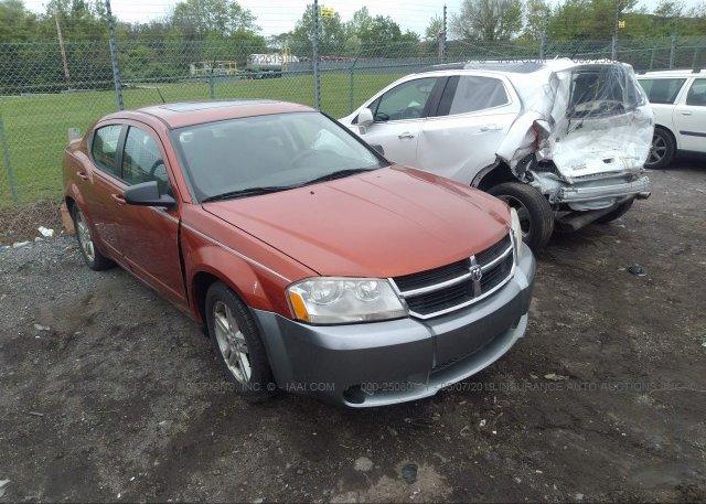 Inventory #161233962 2008 Dodge AVENGER